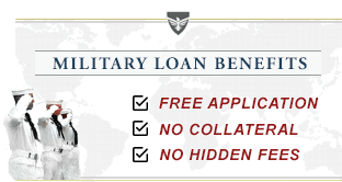 military loans no hard credit check. Black Bedroom Furniture Sets. Home Design Ideas